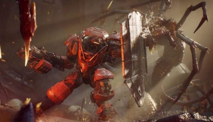 Anthem Overhaul Could Feature Cool New Enemy Type