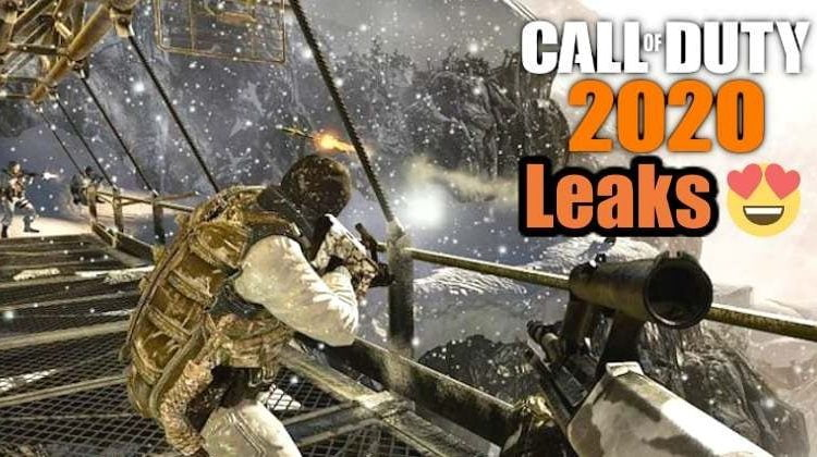 Call Of Duty 2020 Leak Reveals New Maps Coming To The Game
