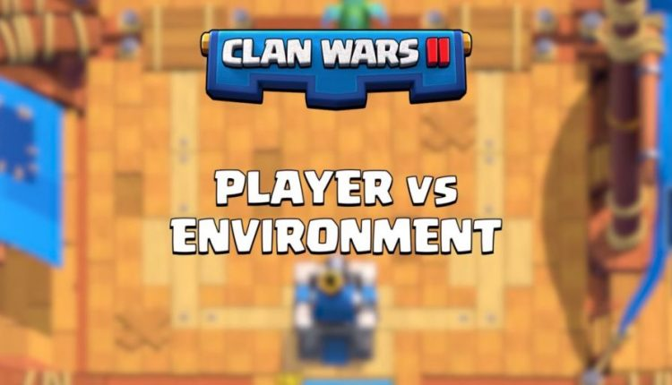 Clash Royale Clan Wars 2 Update Adding PvE to Game