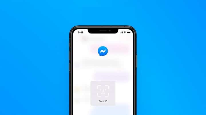 Facebook Messenger New App Lock Feature For Face ID