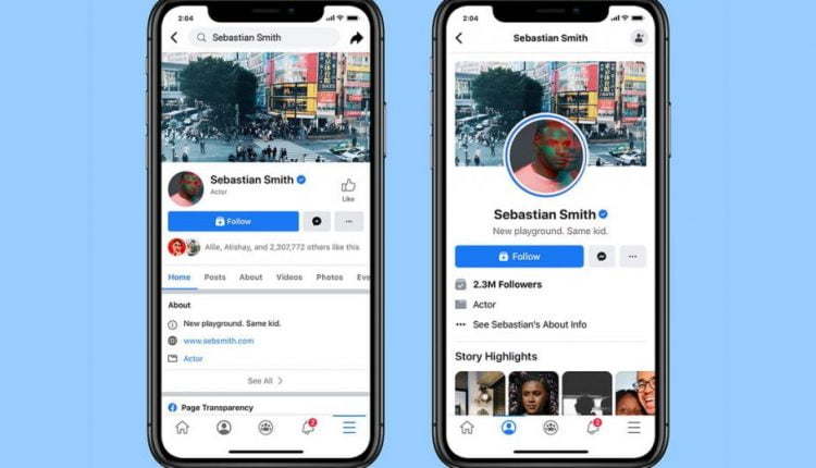 Facebook Tests a Pages Redesign That Eliminates the Like
