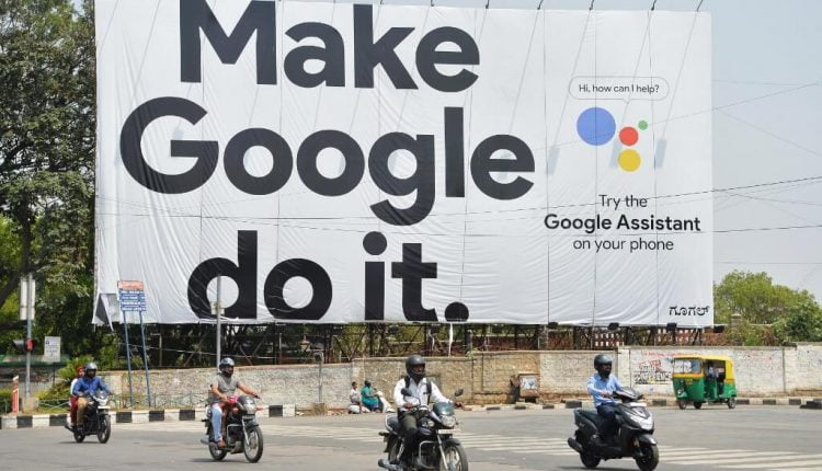 Google to Invest $10B into India's Digitization