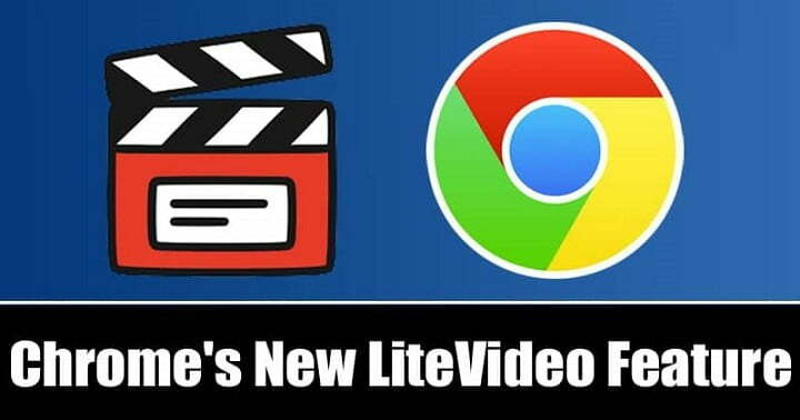 How to Test Out Chrome's New LiteVideo Feature