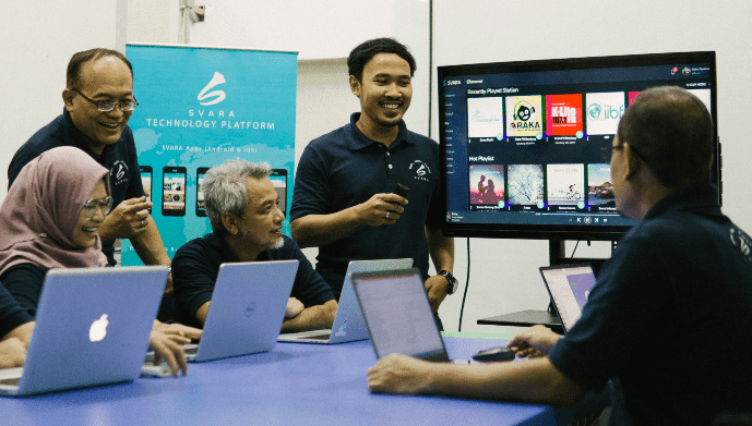 Indonesia's Svara in talks for US$8M Series A, eyes Myanmar's broadcast market