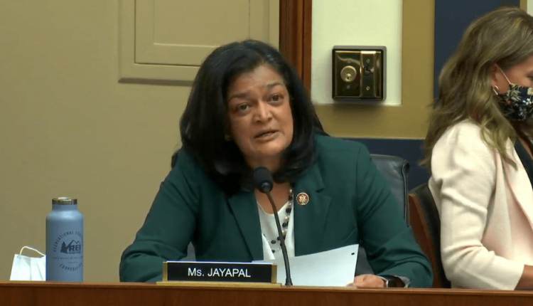 Jayapal Accuses Zuckerberg of Threatening Instagram and Other Competitors