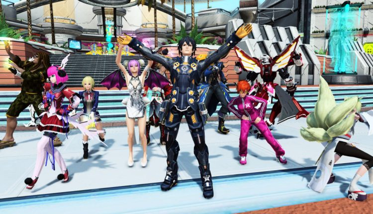 Phantasy Star Online 2 comes to Steam on August 5
