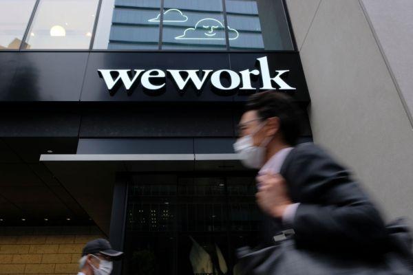 Rakuten will not renew its contract with WeWork