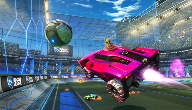 Rocket League Is Going Free-To-Play And Leaving Steam