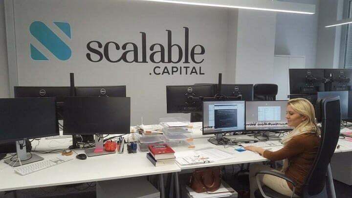 Scalable Capital raises $58M at a $460M for Robo Investment Platform