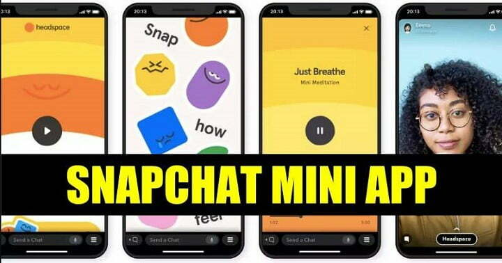 Snapchat Rolls Out Mini Apps For All The Users Globally