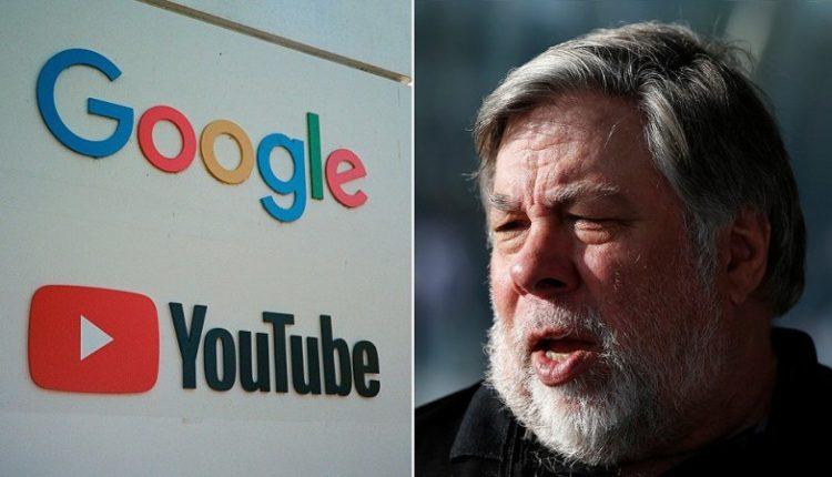 Steve Wozniak Sues YouTube, Google Over Bitcoin Scam Videos