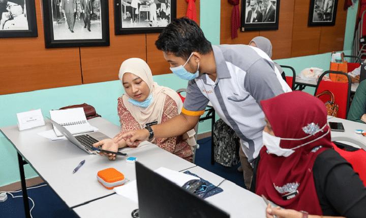 TM Future Skills equips teachers with 3D prining & Data long Analysis