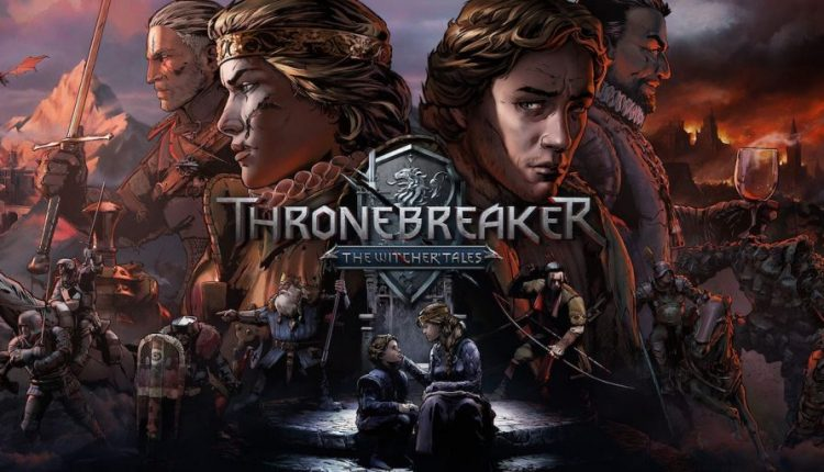 Thronebreaker: The Witcher Tales Now Out on iOS