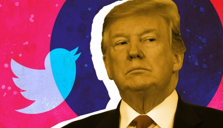 Twitter Takes Down Trump's Meme Over Copyright Issues