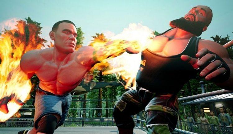 WWE 2K Battlegrounds Switch Gameplay Revealed at Nintendo Direct