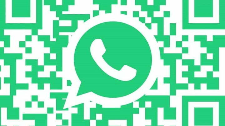 WhatsApp's contact-adding QR codes officially announced