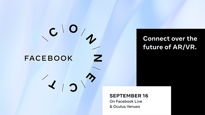 Oculus Connect Rebrands As Facebook Connect On September 16