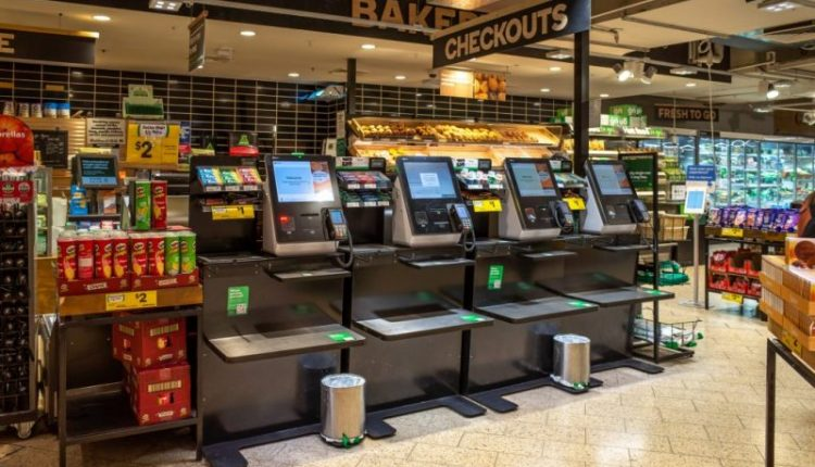 Toshiba is making self checkouts contactless with computer vision