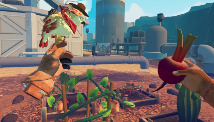 Outerloop Games' Falcon Age Coming to Oculus Quest This Week
