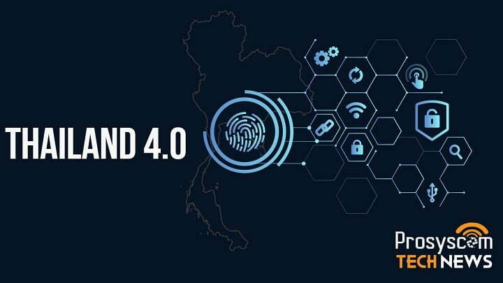 Biometric E-Passports Is part of Thailand 4.0 Initiative Strategy