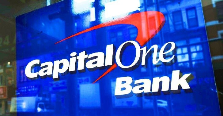 Capital One Fined $80 Million for 2019 Data Breach Affecting106 Million Users