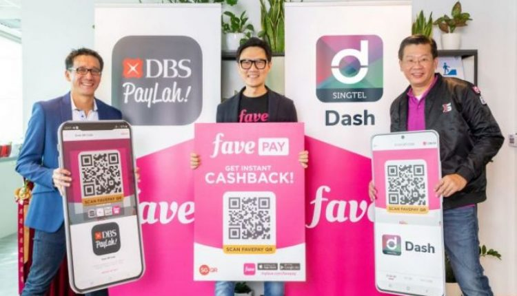 DBS and Singtel Partner Fave On Digital Payments Options
