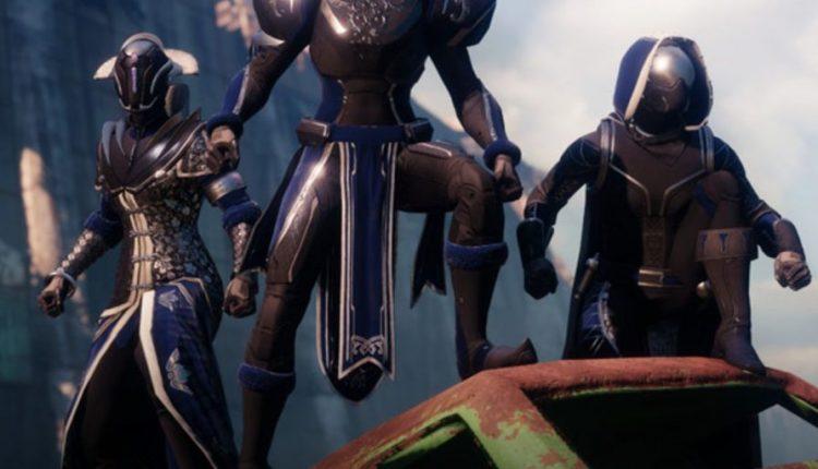 Destiny 2 Player Notices Horrific Hunter Pose on Eververse Page