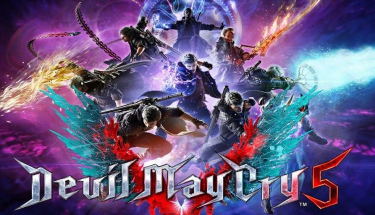 Devil May Cry 5 Fan Multiplayer Mod Adds PVP
