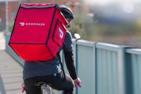 DoorDash offers grocery delivery in under an hour