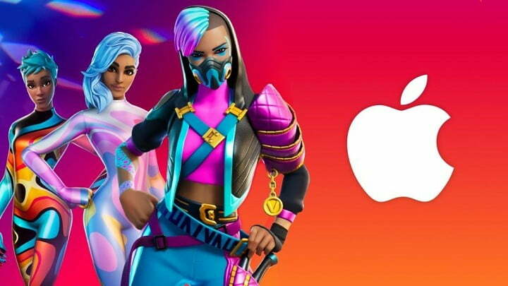 Epic Games Sues Apple Over App Store Rules