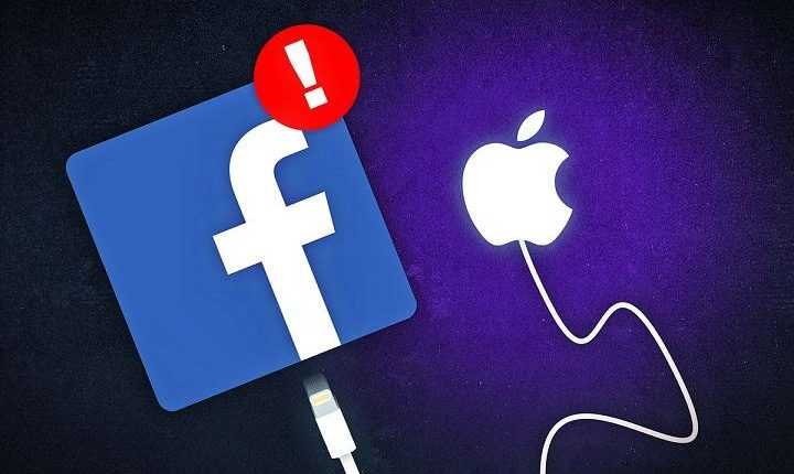 Facebook Says Apple Made it Remove a Note on App Store Tax
