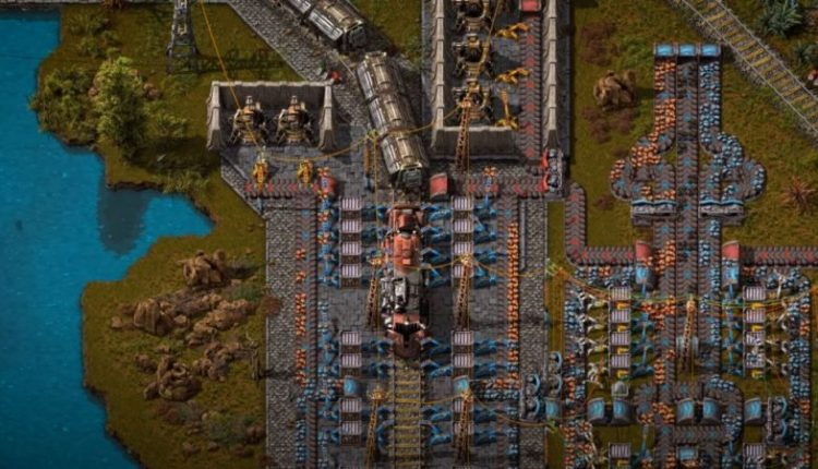 Factorio Reaches 1.0 After Eight Years Of Development