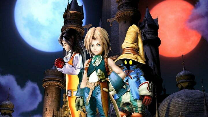 Final Fantasy 9 Graphics Mod Adds Sharper Detail to PC Version