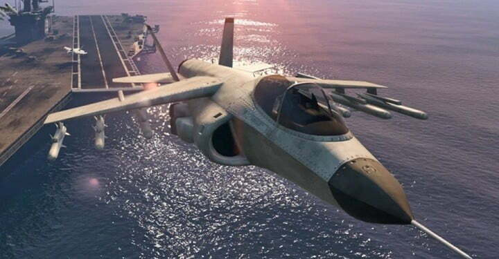 Grand Theft Auto Online New Way To Board USS Luxington Business Battle
