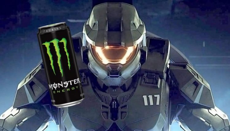 Halo Infinite Monster Energy Promo Continuing Despite Game Delay