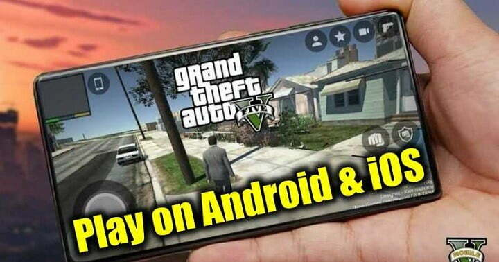 How to Download and Play GTA 5 on Android and iOS Devices