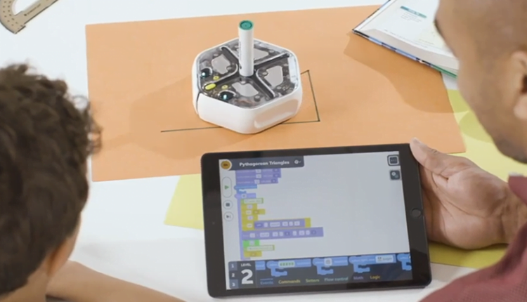 IRobot Makes Learning Robot More Affordable