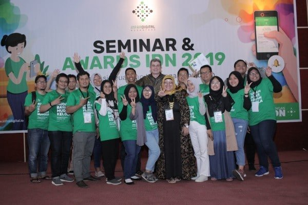 InfraDigital helps Indonesian schools digitize tuition and enrollment