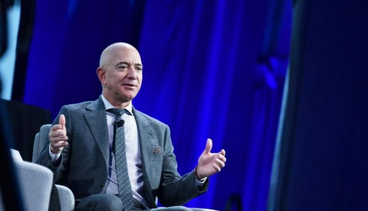 Jeff Bezos sells US$3.1 billion of Amazon shares after wealth jumps