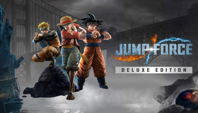 Jump Force Deluxe Edition Gets Nintendo Switch Trailer