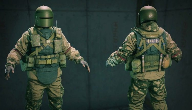 Leaked Rainbow Six Siege Gameplay Shows Tachanka Rework