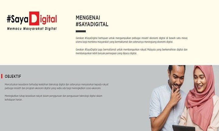 MDEC launches #SayaDigital movement to accelerate digital society growth