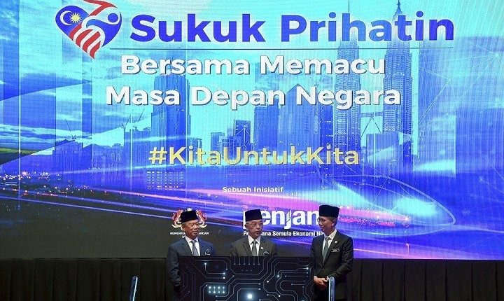 Malaysia launches first digital sukuk for economic recovery