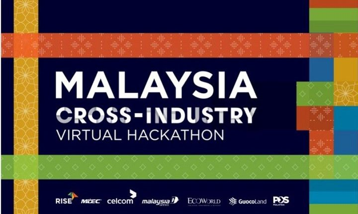 Malaysian Ecosystem in Cross-Industry Virtual Hackathon