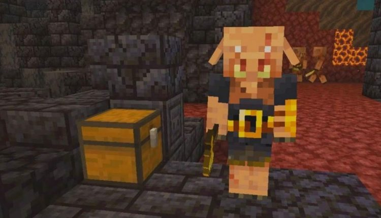 Minecraft 1.16.20 Update Introduces Piglin Brute Mobs