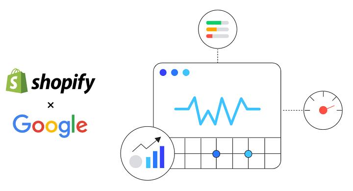 New Shopify Google Web Vitals App To Display Web Vitals Score
