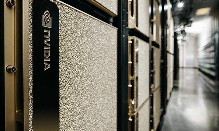 Nvidia Fastest Supercomputer AMD's 560 Epyc 7742 CPUs