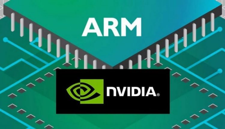 Nvidia is Buying Smartphone Chip Designer ARM