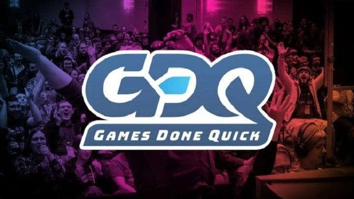 The annual Summer Games Done Quick Starts 16th August