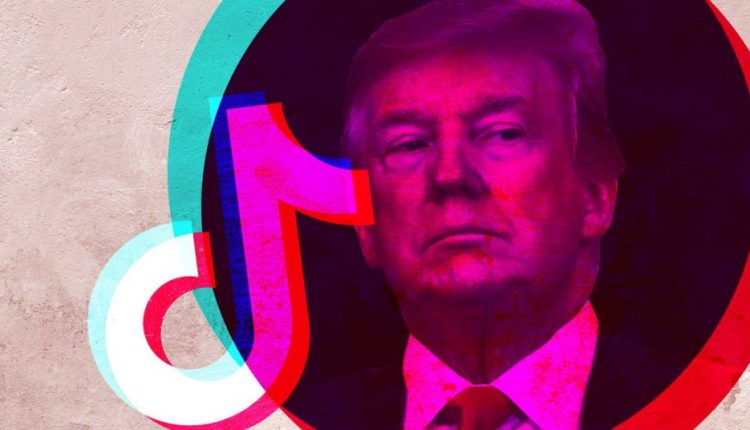 Trump's Executive Order Could Ban TikTok From App Stores